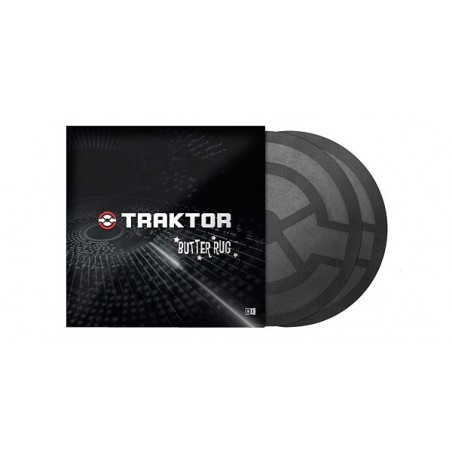Native TRAKTOR Butter Rug