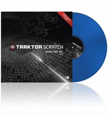 copy of Native TRAKTOR SCRATCH Control Vinyl MK1 Black