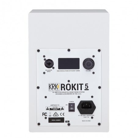 KRK ROKIT RP5 G4 White Noise
